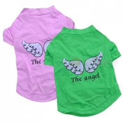 T-shirt pour chien The Angel